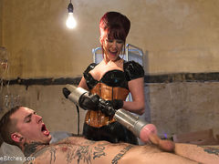 This Gallery about ball busting, cock torture and penis abuse. Hot Dommes busting nude balls! Torturing cock and balls makes her really horny! Brutal ball torture you will enjoy thoroughly! Savor our exclusive hi-res femdom ballbusting vids! Ultimate CBT, femdom and ballbusting paradise. Get amazed at every new ballbusting story we publish! No matter how hard you are trying to please them, your cock are doomed! Download CBT video clips! Free Porn Movies